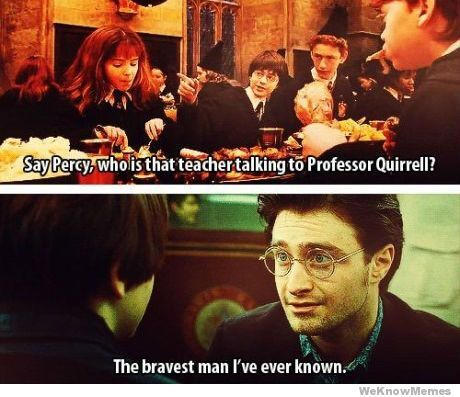 First and last mention of Snape <3