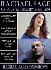 Who's hanging out for a night of great music with Rachael Sage, Gregory Douglass and Monique Citro in Cambridge (Boston) this Sunday, 4/22?  Enter for some free tix: @rachaelsage on Twitter for more info & for your chance to win… https://www.facebook.com/events/252108548208563/