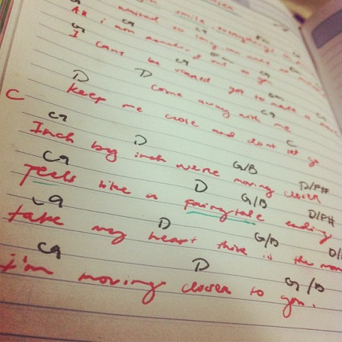 Im not a DR , this is just how my penmanship looks like. Hahaha (Taken with instagram)