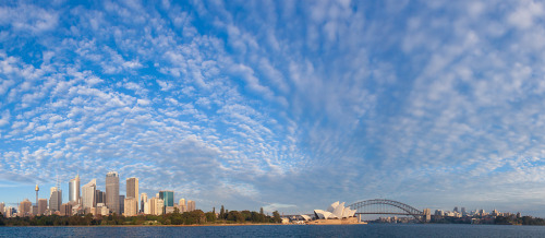 Image I shot this past weekend of Sydney Harbor…. www.fearmanphoto.com