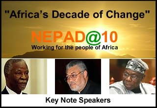 NEPAD Initiators speak at 10th Anniversary Colloquium. @nepad