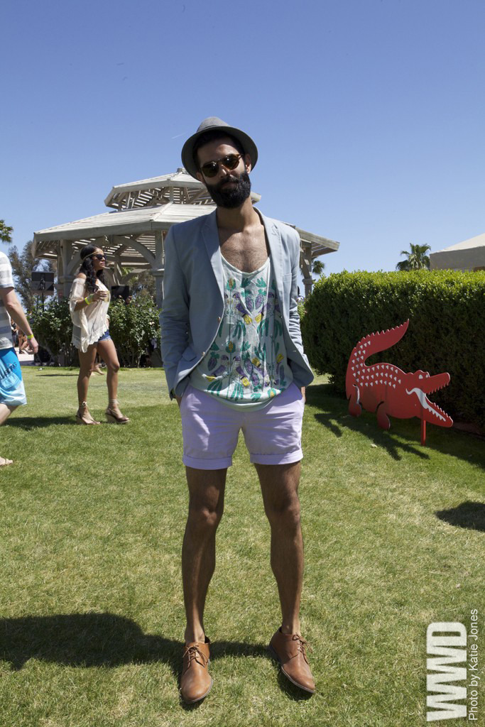 womensweardaily:  They Are Wearing: Coachella 2012