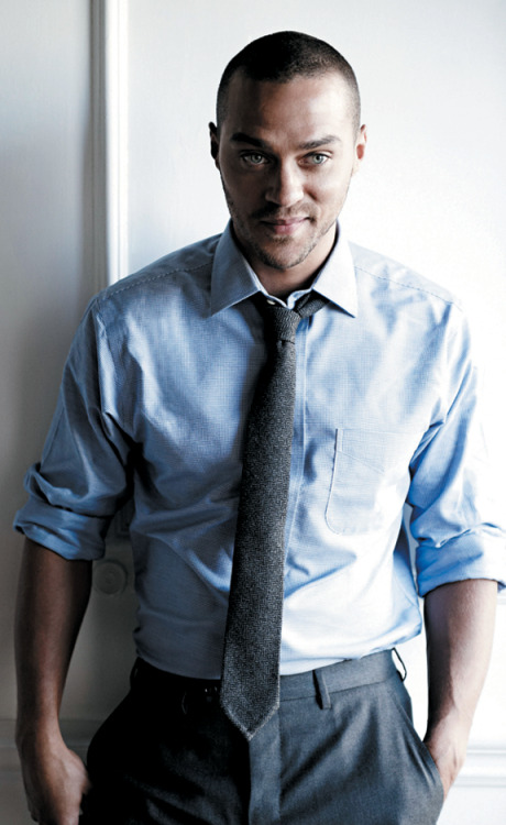 hot-men-pictures:  Speaking of beautiful eyes, Jesse Williams, ladies.