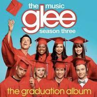 kristenannebell:   The full track listing for Glee: The Music, The Graduation Album is as follows: 1. We Are Young2. Edge Of Glory3. I Won't Give Up4. We Are The Champions5. School's Out6. I Was Here7. I'll Remember8. You Get What You Give9. Not The End10. Roots Before Branches11. Glory Days12. Forever Young13. Good Riddance (Time Of Your Life) Read more: tv.broadwayworld.com  all i wanted was for them to sing good riddance and they are omg i want to cry
