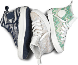 Countdown to Missoni Converses!