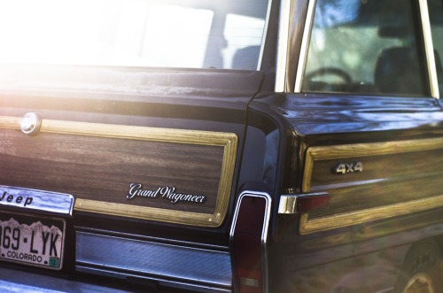 be-strong-in-love:  I want my wagoneer back!