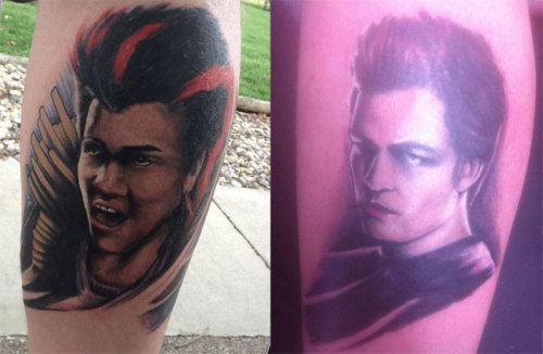 uproxx:  Guy gets Rufio tattoo to cover Edward Cullen tattoo