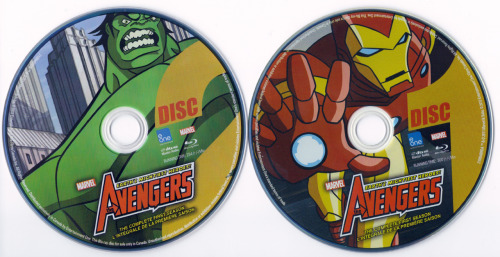 """The Super Hero Squad Show,"" ""The Avengers: Earth's Mightiest Heroes"" On Home Video http://marvel.toonzone.net/news.php?action=fullnews&id=799"