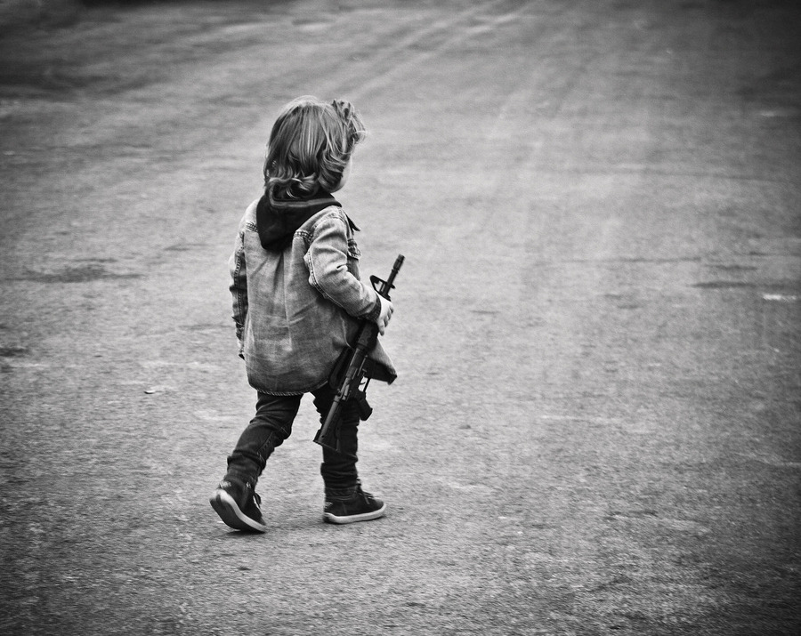 child war photographie Laurence Penne