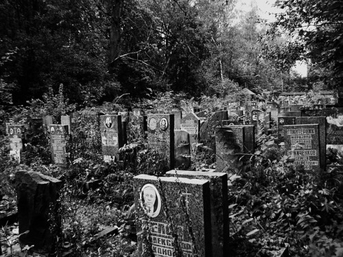 Cemetery on Flickr.