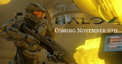 "fyfps:  HALO 4 RELEASE DATE CONFIRMED, WILL APPEAR ON 'CONAN' Halo 4's release date has been confirmed for this November 6th. Microsoft announced today that Halo 4 will be available worldwide on November 6. The Conan O'Brien Show on TBS will have a special segment tonight to promote the game and its launch, according to the company. Larry Hryb, director of programming for Xbox Live and best known as ""Major Nelson,"" tweeted yesterday that O'Brien's Team Coco will deliver Halo 4 news at some point today. The Verge followed that up with a report last night, citing sources who said Team Coco will announce that Halo 4 will launch on November 6. It would appear that a November release date is a direct affront to the world largest FPS franchise, Call of Duty, which we can almost assume will release will a week or so of this intended November 6th Halo 4 release date.  Conan + Halo = <3Get your fix, of Halo 4 on November six. Oh, Sarge."