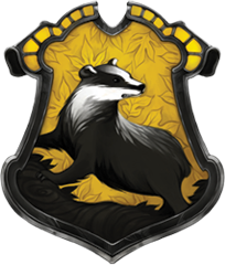 I'm in Hufflepuff! Add me on Pottermore - SkyThestral29111