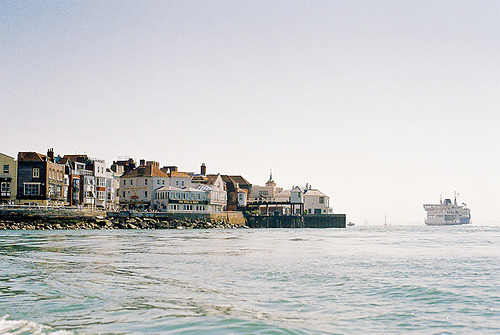 from-the-woods:  Old Portsmouth (by Quiet Corners)
