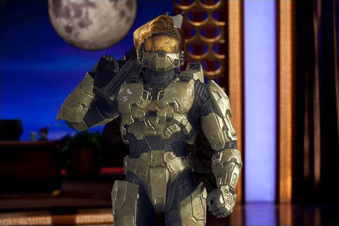 Halo 4 release date revealed!! Conan O'Brien to reveal more? Hit the image for details.