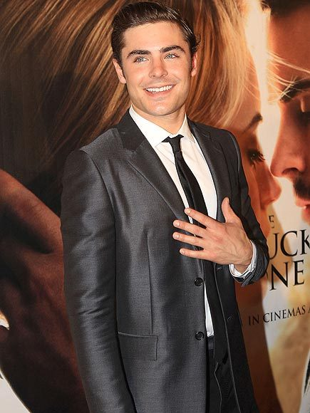 """I'm just a musical theater geek.""  - Zac Efron, he says he's no where near as cool as the marine he plays in his new film The Lucky One, to PEOPLE  See Photos of Zac Efron: All Grown Up! (and Hot!)"
