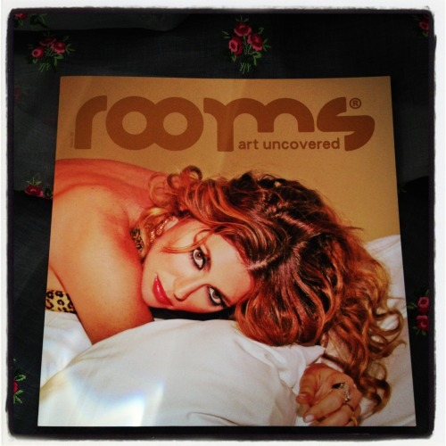 Rooms Magazine Issue 8 OUT NOW! Look out for the review I wrote on the über-cool concept store LN-CC. Log on to www.roomsmagazine.com to download the issue. Quite the gorgeous one I must say… Cover by Los Angeles-based photographer Stephanie Vovas.  ART NEVER DISAPPOINTS.