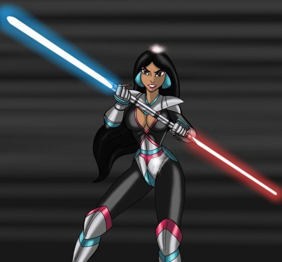 Darth Princess Jasmine
