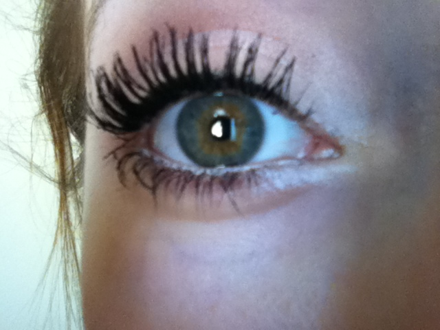 Hey guys look it's my eye
