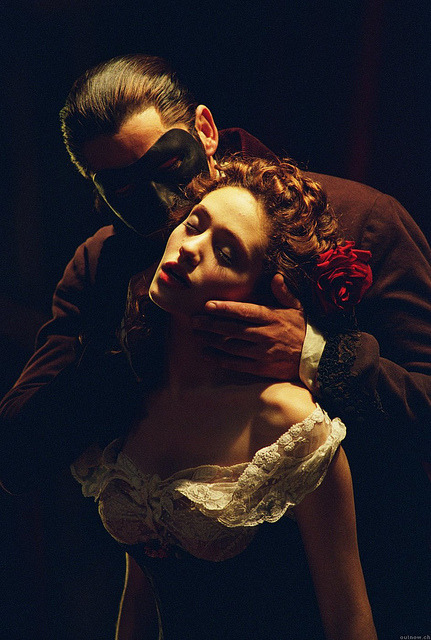 kingdomofdust:  The Phantom of the Opera  absss love this movie