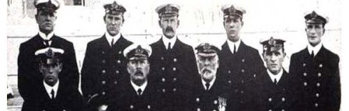 The Last Act of Titanic's Brave First Mate, Wensel Stevens [click to read]