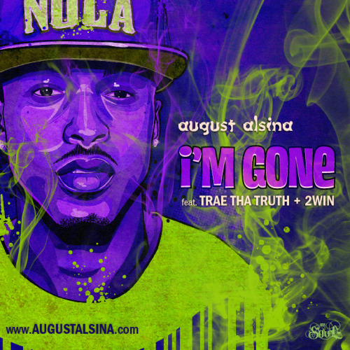 "New single! Listen & Download ""I'm Gone"" feat. Trae Tha Truth & 2Win (No DJ tags)! Login to rate it at DJBooth.net!"
