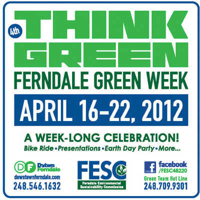 downtownferndalebikeshop:  It's Green Week in Ferndale!!! Lots of cool things to do here in Ferndale all this week!Stay up to date on Ferndale's Facebook Page Click here to see the event scheduleRide with us on Saturday!