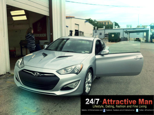 I am the FIRST ever to cop the 2013 Hyundai Genesis Coupe Touring Version in a 233 Mile radius. Car came straight from the truck to the test drive to me. The Touring Genesis has a 3.8 Liter V6 that pumps 348 Horsepower, is Rear Wheel Drive and has every creature comfort you can get from a luxury car. A full video review will come soon