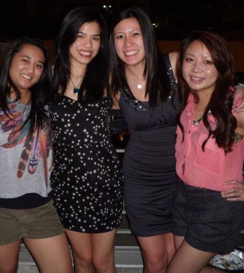 weekend shindig. we had a lot of fun :) these girls keep me young :P (Photo credit: VQPhotography…? haha someone else took this picture tho!)