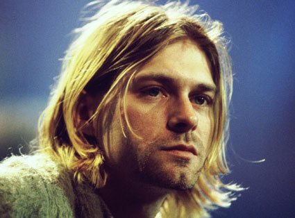 Finally we have the handsome Kurt Donald Cobain (Aberdeen, February 20, 1967 - Seattle, April 5, 1994) was a singer, songwriter and musician, best known as the vocalist and guitarist of the band Nirvana.