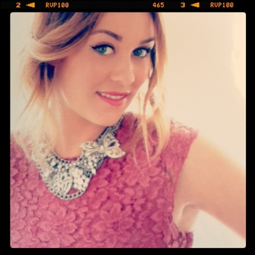 mizzpurplecupcake12:  Lauren Conrad (Taken with instagram)