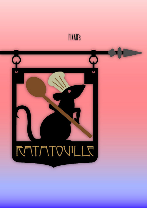 Ratatouille by Sabrina Jackson