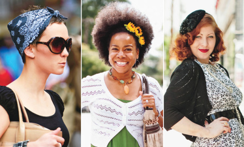 Spotted everywhere now: so many hair accessories! Here's how to wear them throughout the spring, on both casual and dressy days.