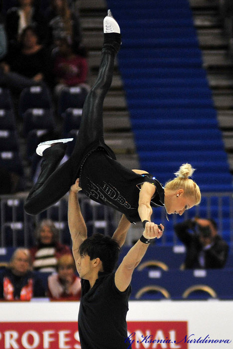 beautiful-shapes:  Volosozhar - Trankov worlds 2012, SP