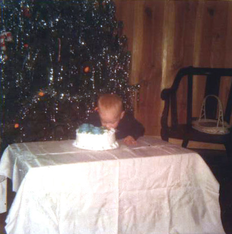 My 1st Birthday: 1973