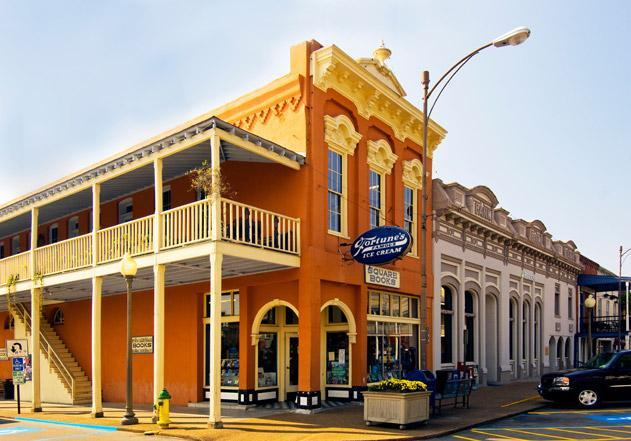 "The 20 Best Small Towns in America from Smithsonianmag.com | #20: Oxford, MS ""Named in honor of the British university, Oxford prides itself on being an intellectual oasis, home of the University of Mississippi (Ole Miss). William Faulkner, who grew up in Oxford and modeled his fictional Yoknapatawpha County on his home, is everywhere. His family house, Rowan Oak, offers tours and showcases Faulkner's liquor cabinet, including his metal mint julep cup. J.E. Neilson's department store on the town square has a framed note from the cantankerous author responding to an overdue bill statement. The literary legacy has led to a renaissance of independent bookstores, including the Mississippi landmark Square Books, which showcases the state's most famous writers, including Eudora Welty, Tennessee Williams and John Grisham. Two annual conferences, the spring Oxford Conference for the Book and July's Faulkner and Yoknapatawpha Conference, bring even more writers to town. The other arts are far from neglected; the Oxford Film and Music Festivals in February, plus the town's proximity to Memphis and Nashville, keep Oxford on the circuit for popular and cutting-edge productions and performers. — AS"" I love/miss Oxford. I will be heading back soon for the Annual Double Decker Arts & Music Festival."