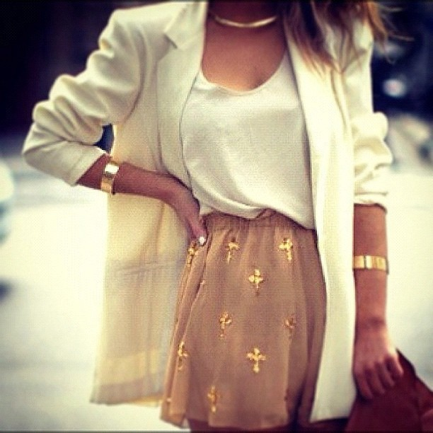 Wildfox shorts vogue-pinboard:  Perfect outfit.