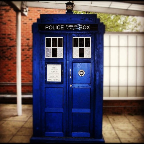 thefourteenthdoctor:  Taken with instagram