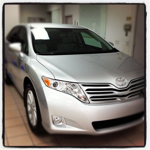 Silver #toyota #venza sold and ready to go! #highrivertoyota #redtagdays  (Taken with instagram)