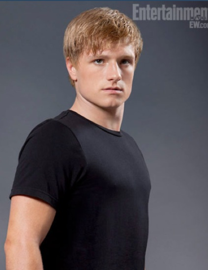 Peeta's in Entertainment magazine