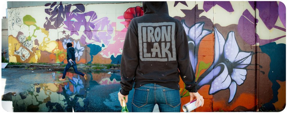 Women love Ironlak also.