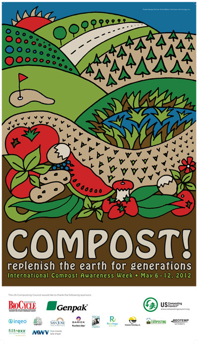 thesoiltoil:  International  Compost Awareness Week!