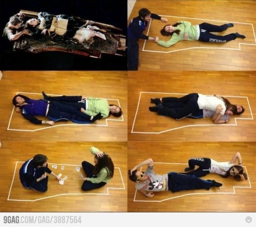 ilovecharts:  How Titanic could have ended…