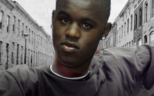 Love watching reruns of the Wire and seeing my friend Joel Campbell as Poot!