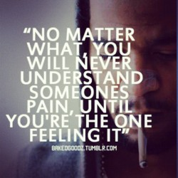 Well said! #cudi #pain #struggle  (Taken with instagram)