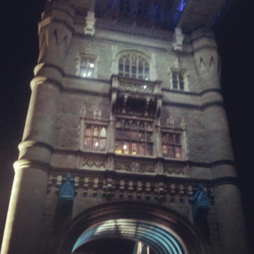 Tower Bridge (Taken with instagram)