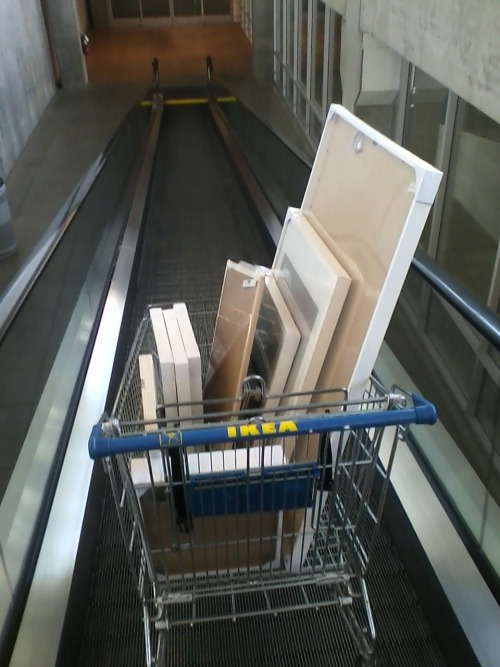 If It's Tuesday, This Must Be Ikea by Byron M.