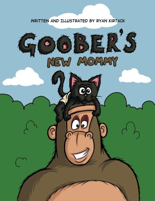 "My children's picture book ""Goober's New Mommy"" is finished, time to get it out there. I am currently submitting it to various agencies and publishers, so be on the look out. It is coming soon."