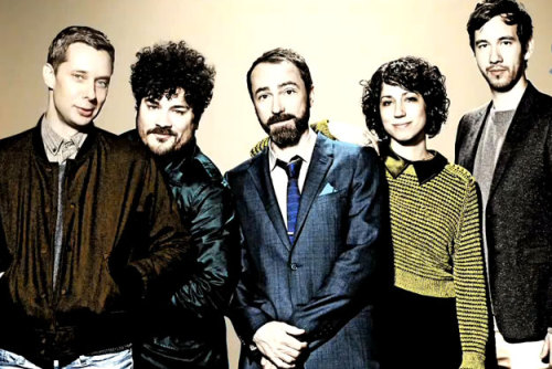 "The Shins Release Live From the Lot EP…  Today, Google Music has released a live five-song EP from the Shins, Live From the Lot, recorded during the band's SXSW performance at the Google/YouTube party. Grab it here. ""The Rifle's Spiral"" is available as a free download. (Read and Watch More at Pitchfork…)"