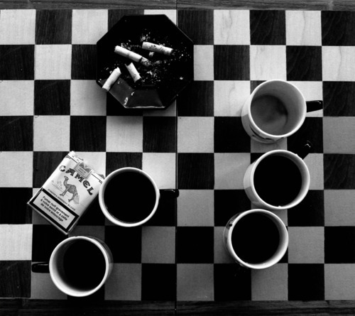 Coffee & Cigarettes, Jim Jarmusch, 2003