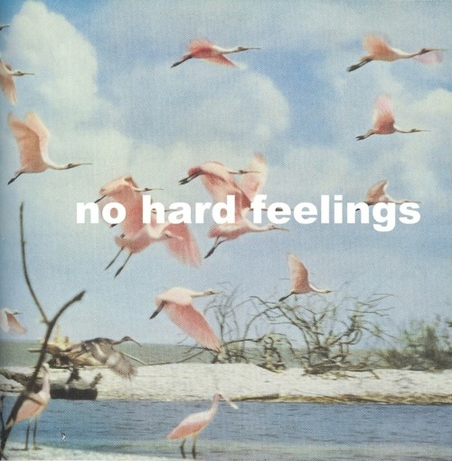 (via No Hard Feelings Art Print by Romi Vega | Society6) Art Print $18. Card to give to your best friend after you've had a fight $4.
